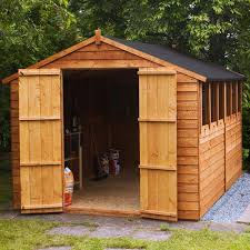 Yard Sheds Plans by Bibit Source Access 10 X 6 Wooden Shed