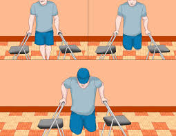 how to work out your back without weights 8 steps with pictures