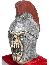 roman soldier skeleton mask 27419 fancy dress ball