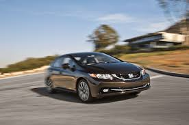 2014 honda civic reviews and rating motor trend