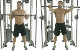 how to do the decline close grip barbell bench press men u0027s health