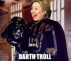Troll Meme Maker - darth troll imgflip