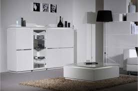 Meuble Salle A Manger Blanc Laque by Table Salle A Manger Design Blanc Laque Digpres