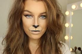 lion halloween makeup halloween fun pinterest halloween