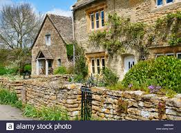 The Cotswolds Cottages by Old Stone Cottages In Lower Slaughter In The Cotswolds England