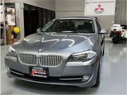 bmw 5 series offers used 2011 bmw 5 series for sale pricing features edmunds
