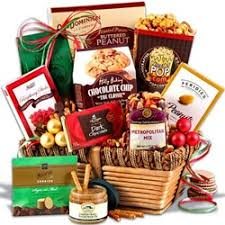 high end gift baskets baking brings cheer to award winning gift baskets