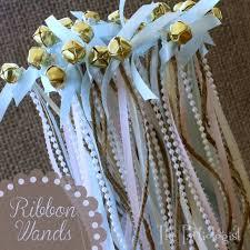 ribbon wands the partiologist diy ribbon wands