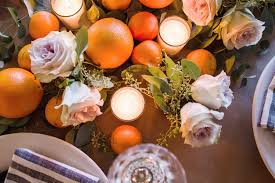last minute thanksgiving tablescape the southern style guide