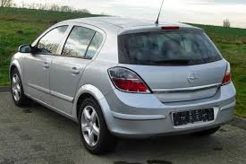 opel astra opel astra h