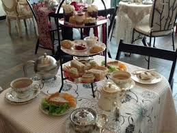 8 posh places for afternoon tea in south florida