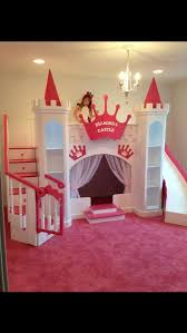 Beds With Slides For Girls by Best 25 Princess Beds Ideas On Pinterest Castle Bed Princess