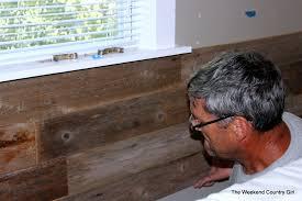 cedar wood wall reclaimed wood wall the weekend country