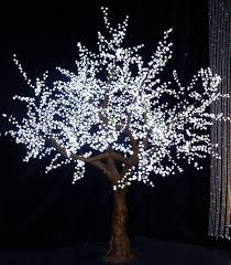led tree led cherry trees
