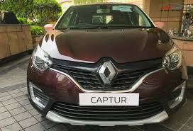 captur renault black renault kaptur captur india price booking engine specs