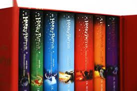 buy harry potter children u0027s hardcover 7 volume boxed set the