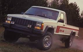 The 1986 Jeep Comanche The Last Jeep Pick Up Extremeterrain Com Blog