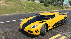 koenigsegg one 1 black koenigsegg agera r yellow black color modified into gtr racing