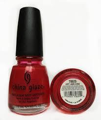 amazon com china glaze nail lacquer dress me up 0 5 fluid