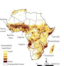 Africa Climate Map by Climate Change Risk Management And The Importance Of Data