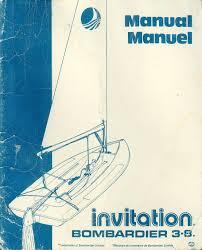 bombardier invitation manual album on imgur