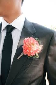 coral boutonniere 112 best wedding flowers images on marriage flowers