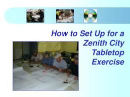Table Top Exercise by Ppt Business Recovery Tabletop Exercise Powerpoint Presentation