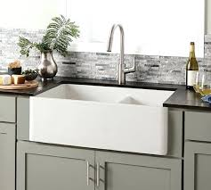 cheap farmhouse kitchen sink farmhouse sink cost sinks awesome drop in apron front sink cheap
