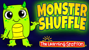 List Of Halloween Monsters by Monster Shuffle Halloween Dance Song For Kids Halloween Songs