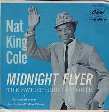 45cat nat king cole midnight flyer capitol south africa
