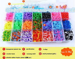 looms bracelet kit images Online cheap retail diy loom bracelet rubber bands kit for kids jpg