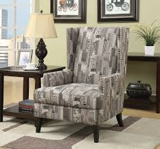 Best Accent Chairs Images On Pinterest Accent Chairs Fine - Printed chairs living room
