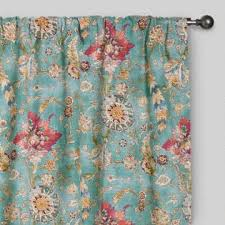 Mexican Kitchen Curtains by Curtains Drapes U0026 Window Treatments World Market