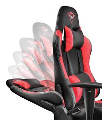 Xbox 1 Gaming Chair Trust Com Gxt 707r Resto Gaming Chair Red