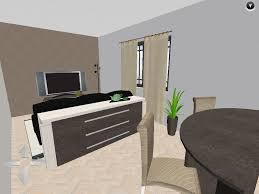 am駭agement chambre en longueur tendance décoration salon en longueur idées deco