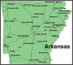 state of arkansas map free printable maps state of arkansas map printfree