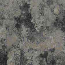 concrete cloudy abstract metallic silver and black wallpaper r4669