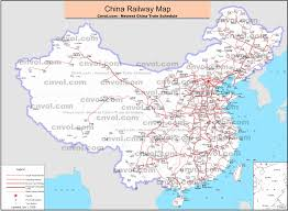 A Train Map China Map Train Map Travel Holiday Vacations