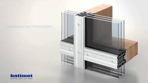 Archlab by Holz Aluminium Pfosten Riegelfassade Batimet Tm Se By Archlab
