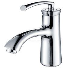 Chrome Bathroom Faucets by Silver Three Holes Widespread Bathroom Faucets