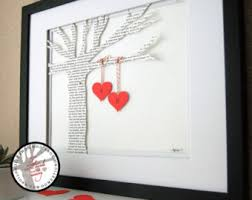 personalization wedding gifts wedding vows framed etsy