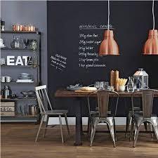 tableau craie cuisine cuisine moderne pays idees de decoration
