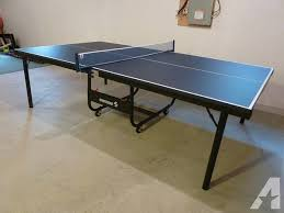 harvard ping pong table sportcraft powerplay ping pong table for sale in mechanicsburg