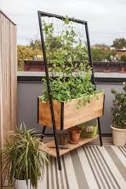 brick planter boxes exterior with wall rustic barn door hardware