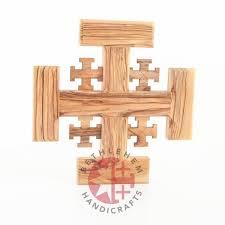 carved wooden crosses jerusalem s wood cross