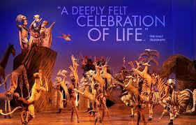 disney lion king award winning musical
