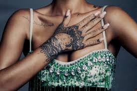 tattoo inspiration rihanna tattoo rihanna and hand image pinteres