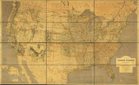 Show Map Of The United States by Doug Dawgz Blog Maps And History Of Oklahoma County 1830 1900 1