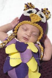 Toddler Owl Halloween Costumes by Cute Newborn Sleepy Owl Costume Owl And Creative