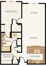 cambridge 2 bedroom apartments cambridge floor plan 1 bedroom 1 bath den 832 sf chelsea at